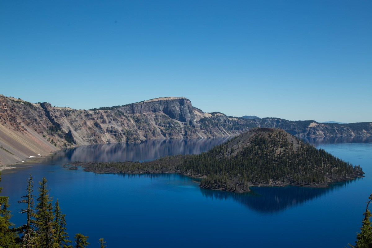 Crater Lake NP - July 2018