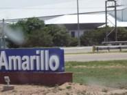 Yea this was Amarillo!