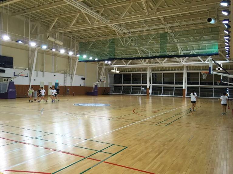 BHA Basketball Courts