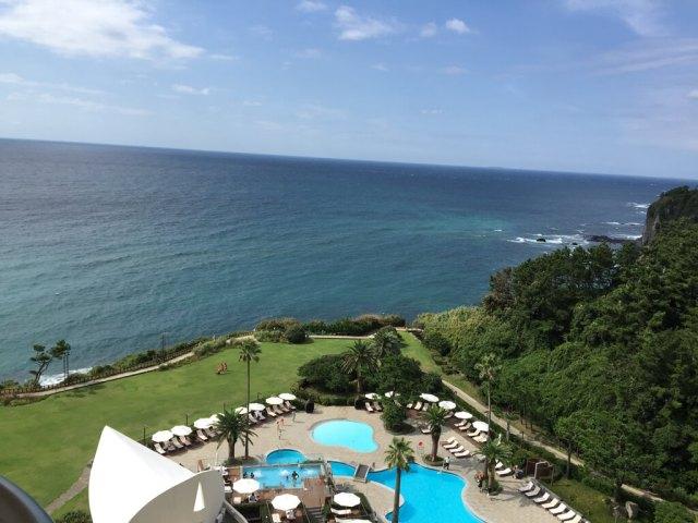 Jeju Hyatt Room View