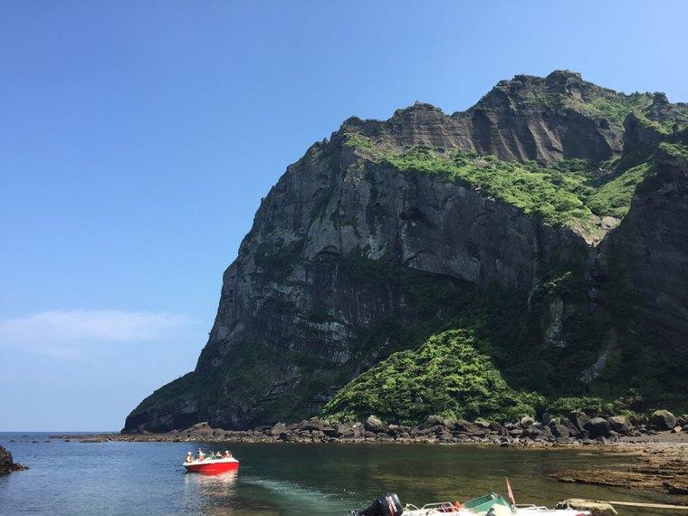 Jeju Island Mountain