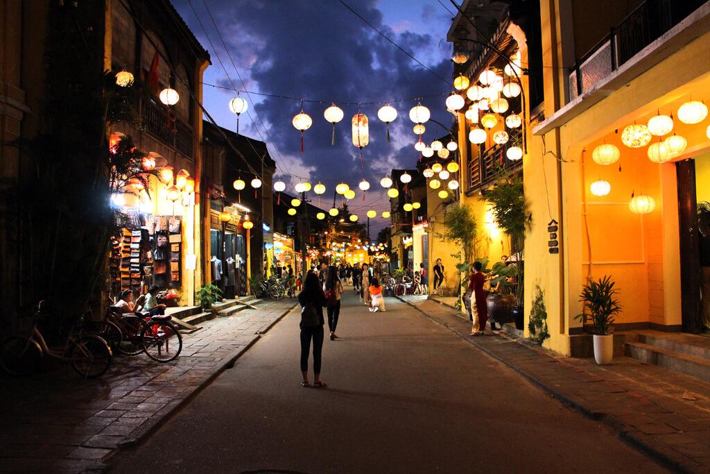 Vietnam Hoi An Streets