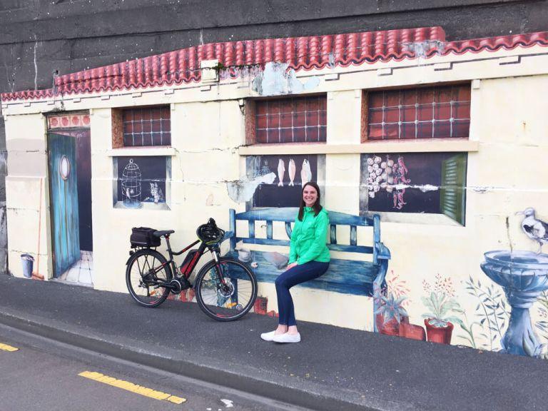 SwitchedOnBikes Wellington Mural
