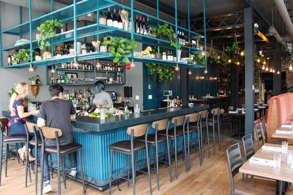 Halifax's Julep Restaurant Bar