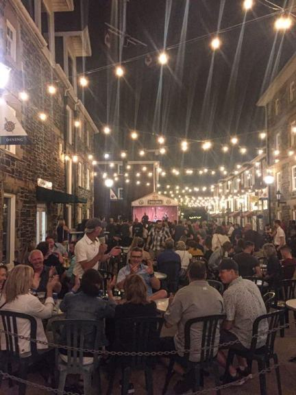 Halifax's The Lower Deck Outdoor Patio