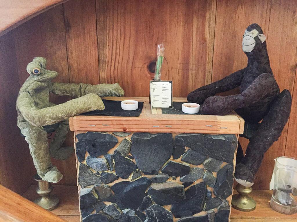 Halifax'x Wooden Monkey Farm to Table Restaurant
