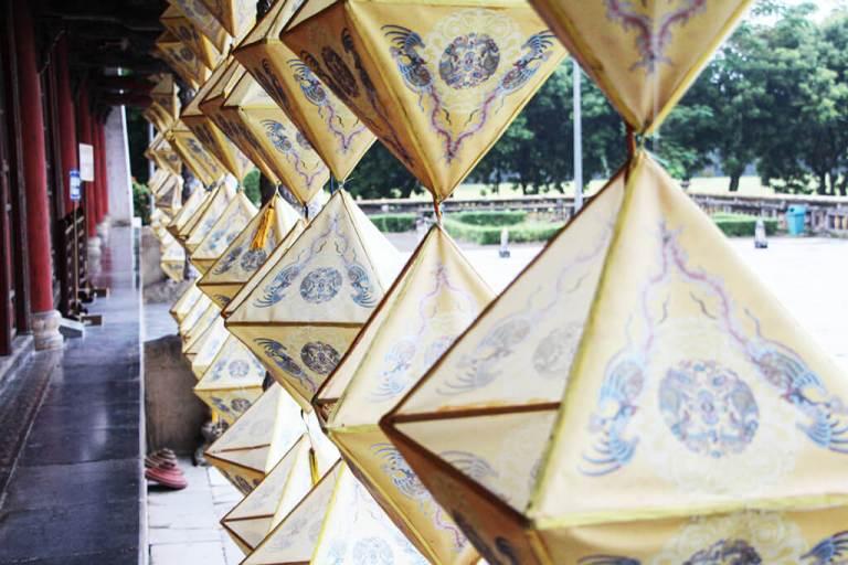 Hue Imperial City Lanterns