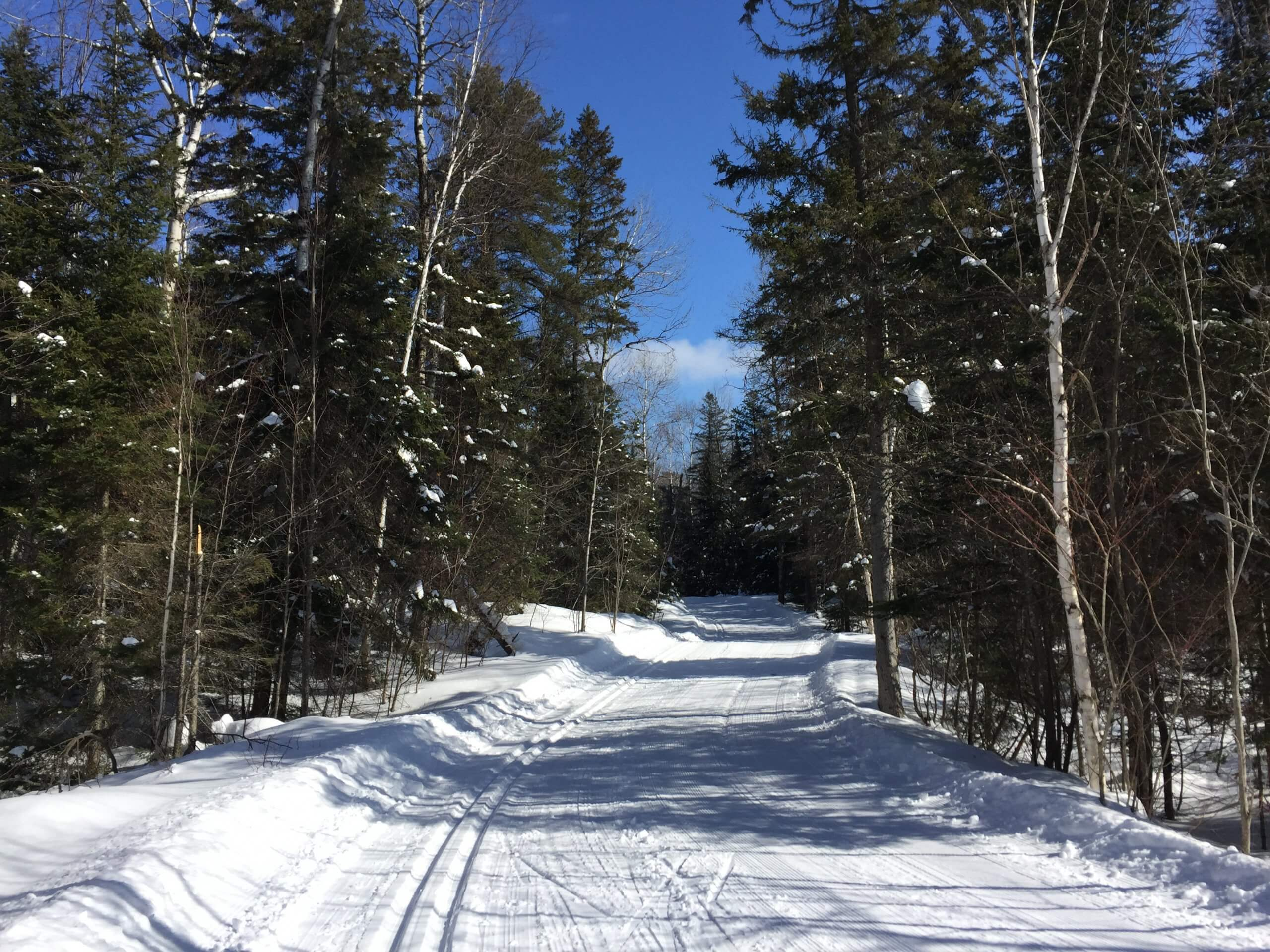 Onaping Falls Nordic Ski Club Trails