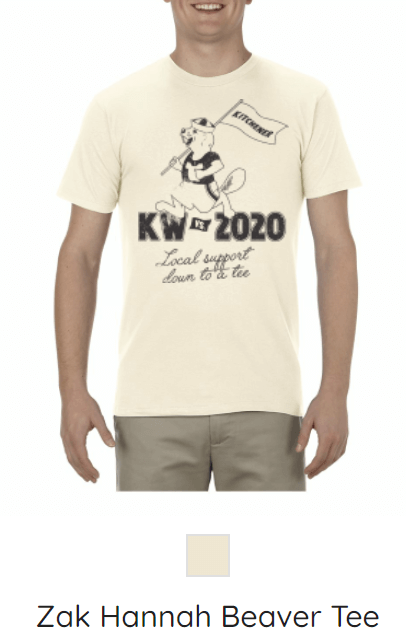 KW-Awesome T-Shirts - Support Local