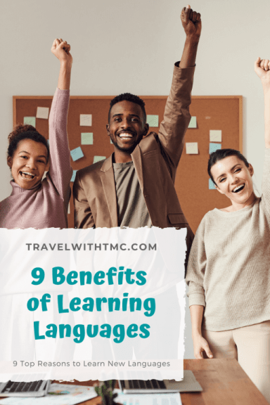 Here Are 9 Benefits to Learning New Languages