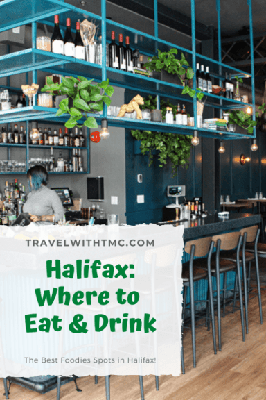 Where to Eat and Drink in Halifax, Nova Scotia, Canada