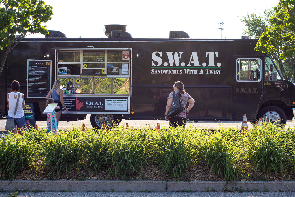 Kitchener's S.W.A.T. Food Truck Summer 2020