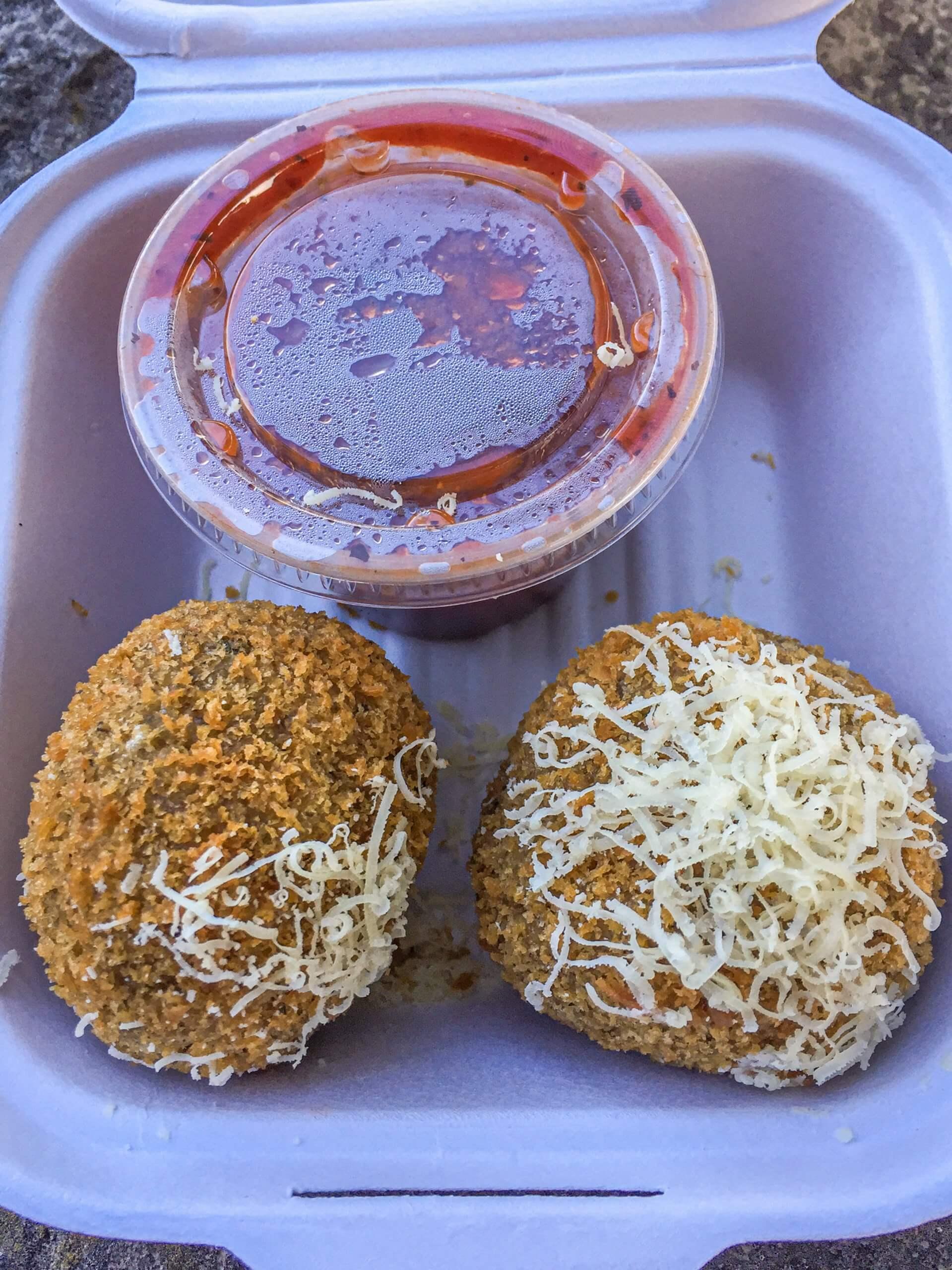 Summer 2020 Kitchener's Shmuck Food Truck Balls