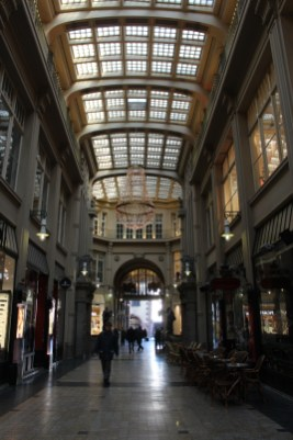 The Halls of the famous Passage