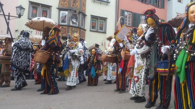 Rottweil - parade 2