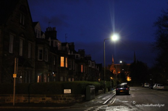 TWW - Morningside at night