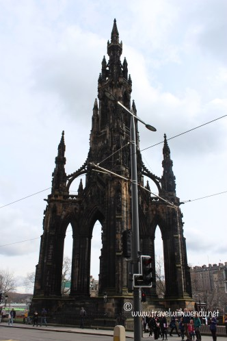 TWW - Sir Walter Scott Monument