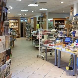 TWW - Beuron Monastery gift shop