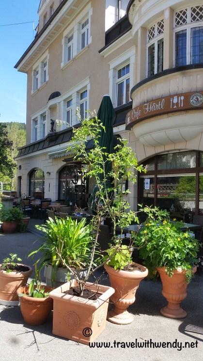 TWW - Cafe Härtl Beuron