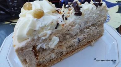 TWW - Hazelnut creme cake