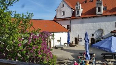 TWW- Wildenstein Hostel courtyard
