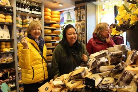 TWW - Yummy cheese tastings - Gouda