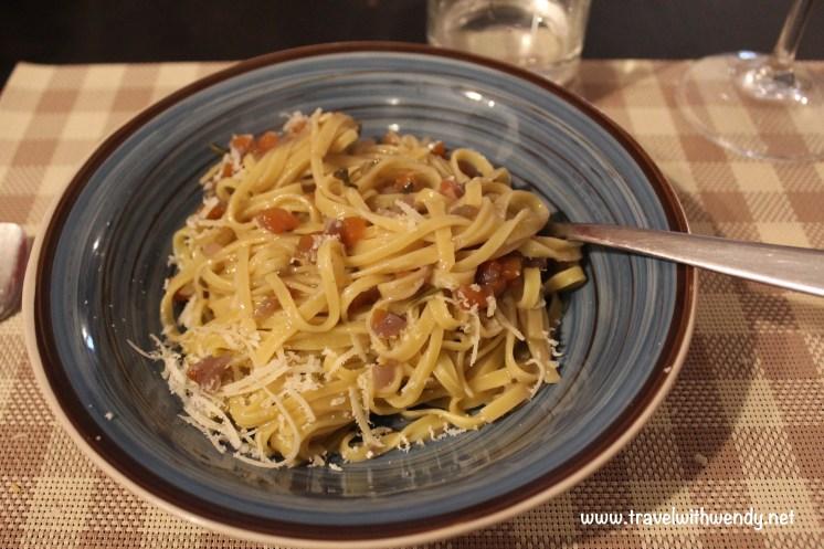 TWW - Pasta with Gaia & Enrico