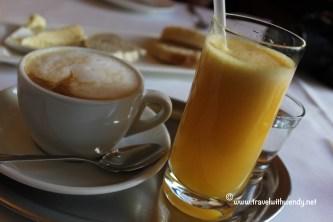 TWW - breakfast at Quisisano