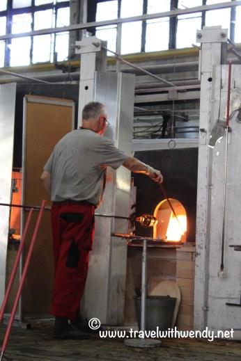TWW - glass factory fire tour