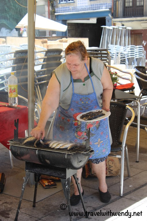TWW - grillin fish Porto