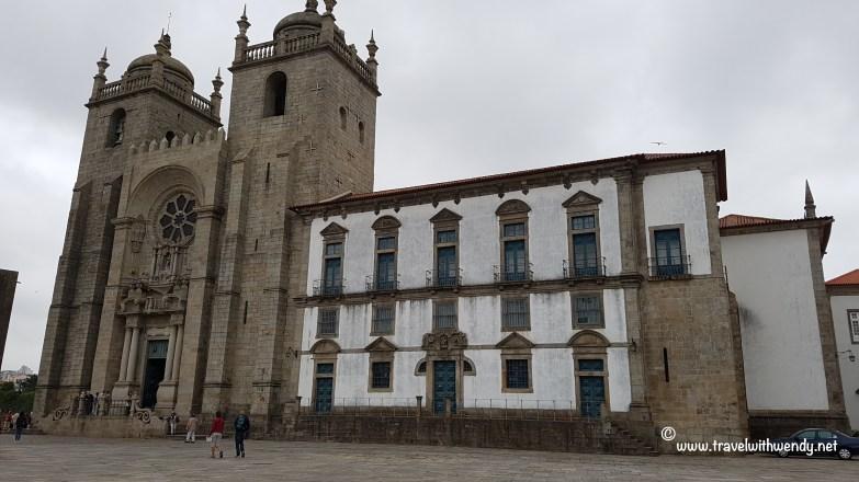 TWW - Porto Cathedral
