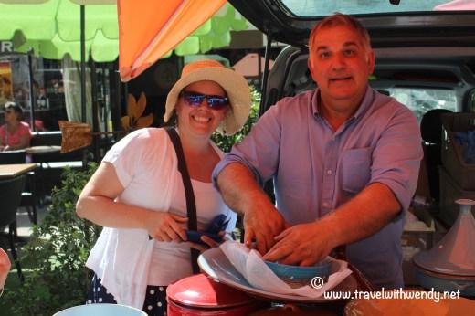 TWW - having fun in Provence www.travelwithwendy.net