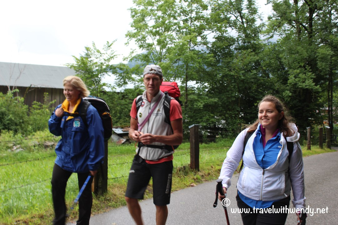 TWW - hittin the trail