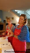 Cooking with Carin and Diane - Re-routing