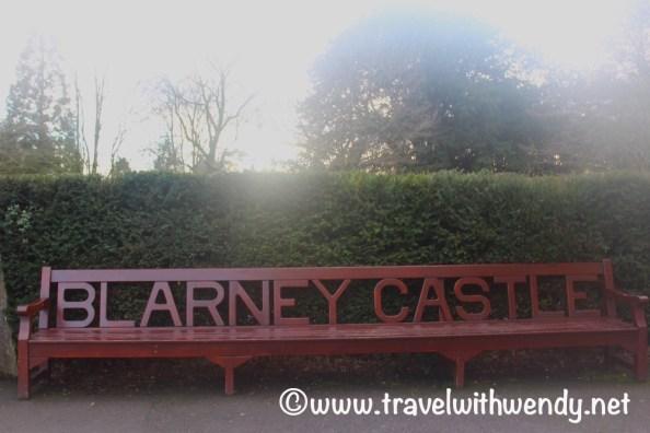 blarney-castle-bench