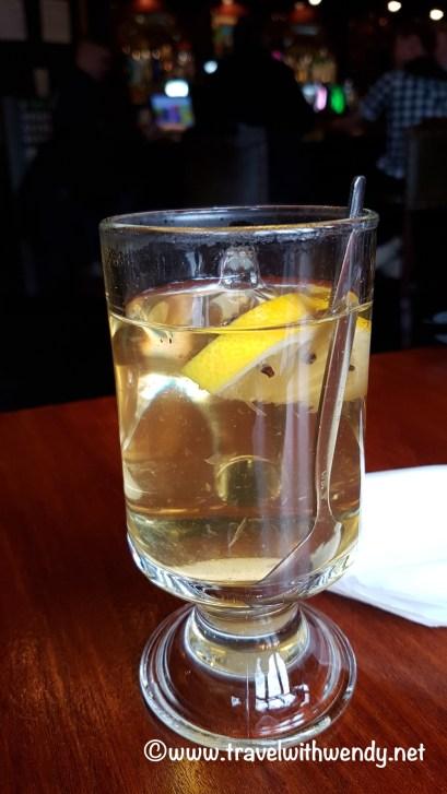 Whiskey - Hot Totty
