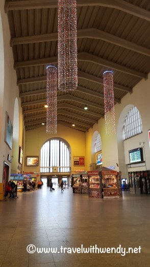 Stuttgart Hauptbahnhof - Main station