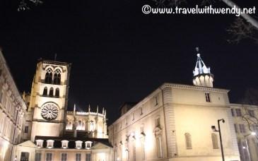City of Lights - Lyon