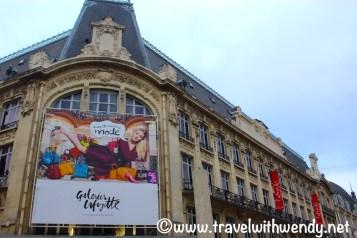 Galerie LaFayette - Dijon