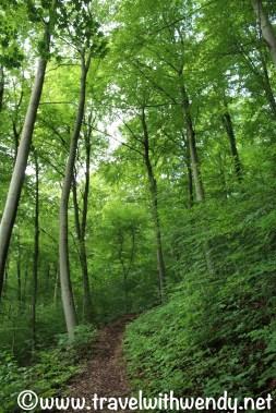 Hiking in Bad Urach - Swabian Valley
