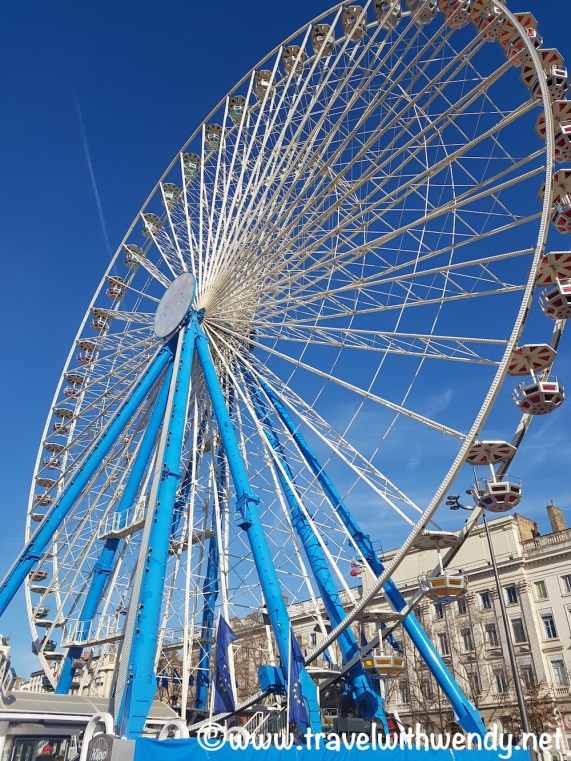 Place Bellecour - Ferris Wheel