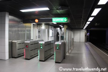 Trains in Lyon