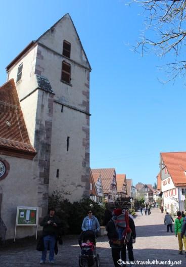 Walk in Zavelstein