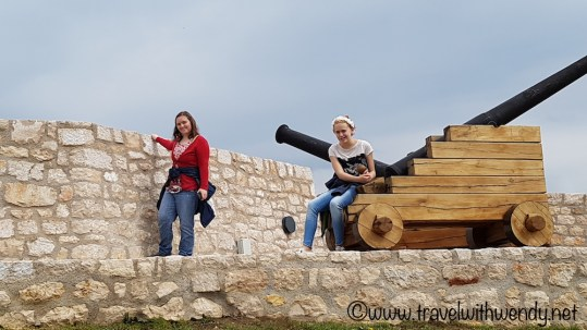 Barone Fortress is great for kids!