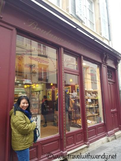 Boulangerie - Patisserie Golle Nancy