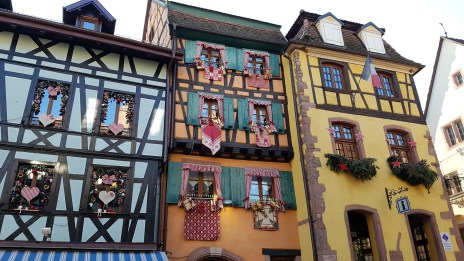 Gingerbreadhouses - Riquewihr and Ribeauville