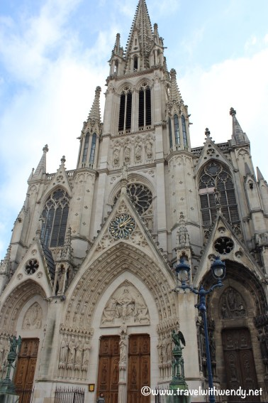 Notre Dame - Nancy