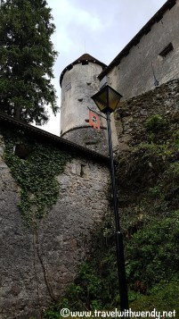 Bled Castle tower- Bled