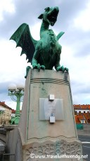 Dragon - protector of Ljubljana