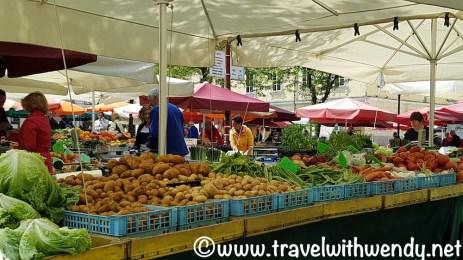 Farmers Market - Ljubljana